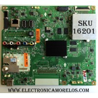 MAIN / LG EBT64021003 / EAX66524702(1.1) / PANEL NC490DGE-SADP2 / MODELO 49UF6400-UA BUSYLOR