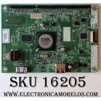 MAIN DIGITAL / SYLVANIA A9DF1UH / A9DF1MMA-001 / BA94F0G0401 2 / MODELOS LD320SS1 DS1 / LD320SS1 DS2