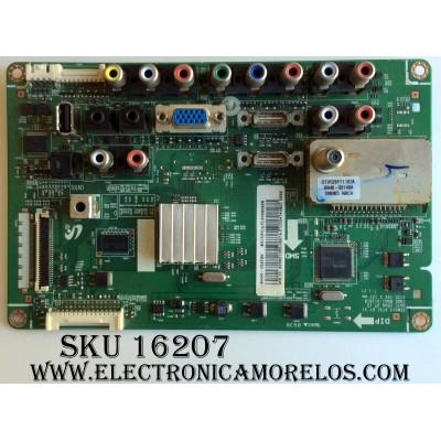 MAIN / SAMSUNG BN94-02679X / BN41-01181B / BN97-03889E / SUSTITUTAS BN94-02679P / BN96-11408G / BN94-03385A / BN96-11408B / PÁNEL V315B5-L01 REV C1 / MODELOS LN32B360C5DXZA CN07 / LN32B360C5DXZA CN04 / LN32B360C5DXZA CN02
