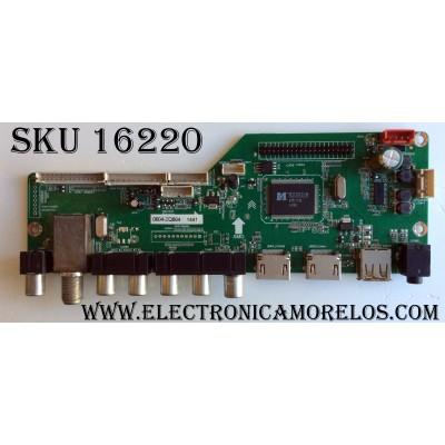 MAIN / RCA 65120RE01M3393LNA35-F2 / LD.M3393.B / MK-RE01-140604-ZQ804 / 3393BI424001 / PANEL`S V650DK1 / V650DK2 / MODELOS LED65G55R120Q 4517-LE65G55-F2 / LED65G55R120Q 4532-LE65G55-F2 / LED65G55R120Q 4528-LE65G55-F2