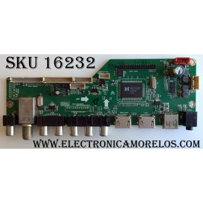 MAIN / PROSCAN 60120RE01M3393LNA5-B3 / LD.M3393.B / MK-RE01-14108-ZQ103 / 3393BI404002 / MODELO ¨60