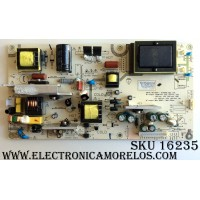 FUENTE / BACKLIGHT INVERTER / CRAIG KW-PIV320101A / ZL120331001 / E150742 / MODELO CLC512