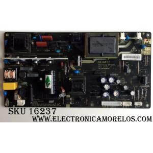 FUENTE / BACKLIGHT INVERTER / SCEPTRE MIP320FL-Q2 / KB5150 / MIP320FL / REV:1.0 / PANEL LC320WXE / MODELO X322BV-HD