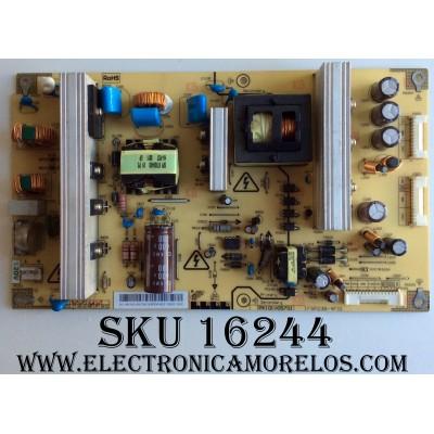 FUENTE DE PODER / TOSHIBA 75011585 / PK101V0570I / FSP238-4F01 / 01-PK101V0570I / 3BS0178512GP / PANEL LC420WXN (SA)(B1) / MODELO 42AV500U