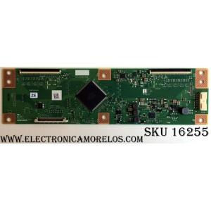 T-CON PARA TV VIZIO 4K UHD SMART TV / NUMERO DE PARTE RUNTK0334FVZE / 1P-0171X00-40SB / RUNTK0334FV / PANEL'S S700DUA-2 / S700DUA-3 / MODELOS E70-E3 / E70-E3 LFTRVR / E70-E3 LFTRVRAS / E70-E3 LFTRVRCT / E70-E3 LFTRVRLT