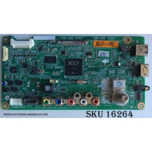 MAIN / LG EBT62421332 / EAX65049107(1.0) / MODELO 47LN5200-UB.BUSYLMR / PANEL LC470DUE(SF)(R1)