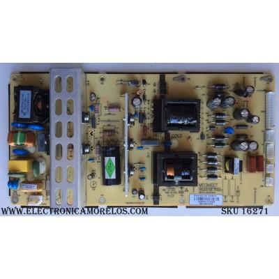 FUENTE DE PODER / SHARP NQP890PM06005 / MHC180-TF60SP1A / 890-PM0-6005 / MODELO LC-60LE644U
