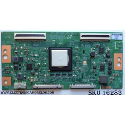T-CON / SONY 1-897-100-11 / 39434C / 17Y_SGU13TSTLTA4V0.1 / PANEL YD7S490DND01B / MODELO XBR-49X900E