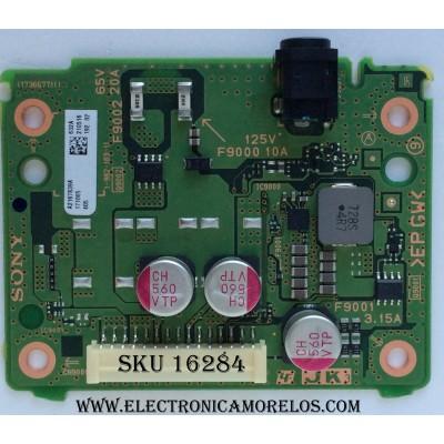 LED DRIVER / SONY A-2167-839-A / A2167839A / 632A / 173667711 / 1-982-183-11 / MODELO XBR-49X900E / PANEL YD7S490DND01B