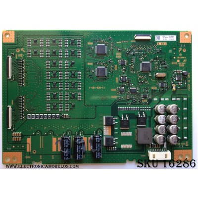LED DRIVER / SONY A-2170-129-A/ A2166065A / 1-981-828-11 / MODELO XBR-49X900E / PANEL YD7S490DND01B