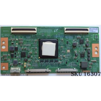 T-CON / SONY LJ92-39744C / 39744C / 17Y_SGU13TSTLTA4V0.1 / MODELO XBR-65X900E / PANEL YD7S650DND01B