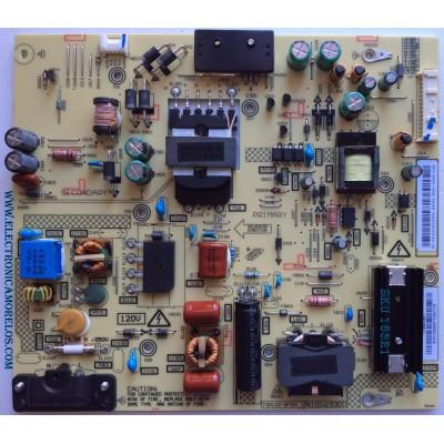 FUENTE DE PODER / TOSHIBA PK101W1530I / FSP122-3FS01 / MODELO 50L711U18 / PANEL U500DU01 TT101 REV:CD1.A