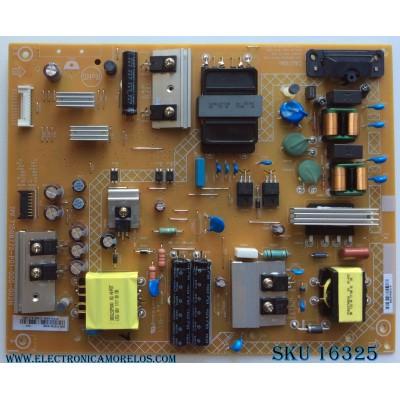 FUENTE DE PODER / INSIGNIA PLTVGY401XAS2 / 715G8775-P01-000-002H / PANEL´S TPT500U1-QVN03.U REV:S7B0B / TPT500U1-QVN03.U REV:S7B0G / MODELOS NS-50DR620NA18