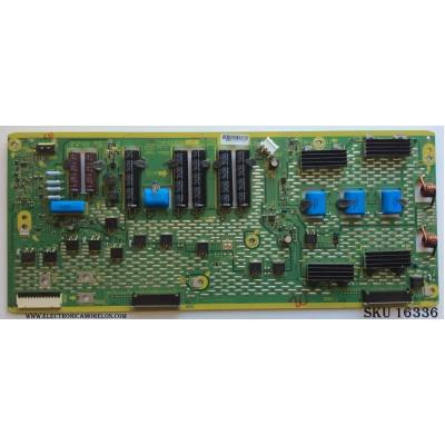 X-SUS / PANASONIC TXNSS1NTUU / TNPA5338 / MODELO TC-P65GT30 / TC-P65VT30 / PANEL MC165FJ1431