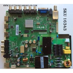 FUENTE / MAIN / (COMBO) / SCEPTRE A13082496 V.1 / TP.RSC8.P71 / A13082496 / MODELO X405BV-FHDR / X405BV-FHDR8HM06P71 / PANEL LSC400HM06-S03