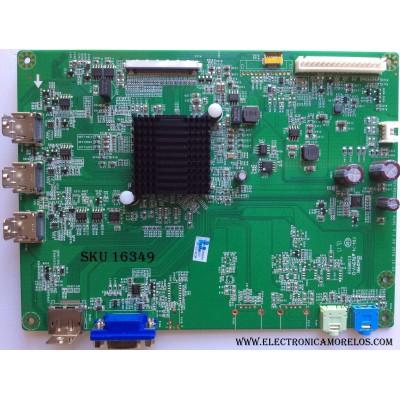 MAIN / ACER 55TAZM6001 / 100195090-200-00176 / 320214003200000 / L49CGEGSSDP/ MODELO EB490QK / PANEL BOEI490WQ1