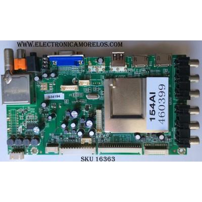 MAIN / PIONEER PLE-4602FHD-MAIN / G34194 / 154AI / 460399 / MODELO PLE-4602FHD / PANEL HV460WU2-200