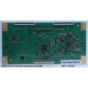T-CON / PIONEER HV460WU2-TCON / HV460WU2-200T / R052211D / MODELO PLE-4602FHD / PANEL HV460WU2-200