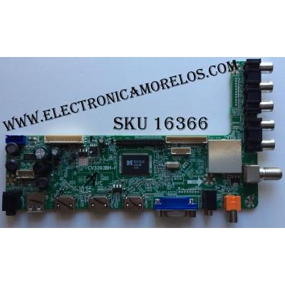 MIAN / QUASAR SQ5000M-MAIN / SMT140658-0698 / TDA18273 / CV3393BH-F / MODELO SQ5000M / PANEL V500HJ1-LE1 REV.C1