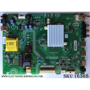 MAIN / FUENTE (COMBO) / SHARP 214565 / 209508/E7.2.5.6440 / RSAG7.820.7434/ROH / HU32K2601HWR / TP176PH20A / MODELO LC-32LB591U / PANEL HD315K2H81-B1