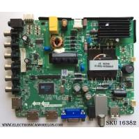 MAIN / UPSTAR N14100113 / TP.MS3393.PB851 / BP32ES8 / P3S14108551 / MODELO P32ES8