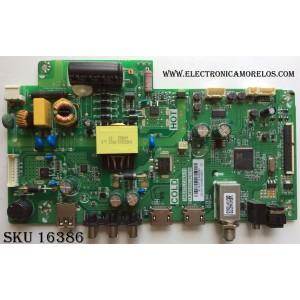 MAIN / FUENTE / (COMBO) INSIGNIA B17031115 / 02-SH353A-C005012 / TP.MS3553-PB788 / 3MS553LC6NA.01 / MODELO NS-32D311NA17 / PANEL LVW320CSDX E20 V8