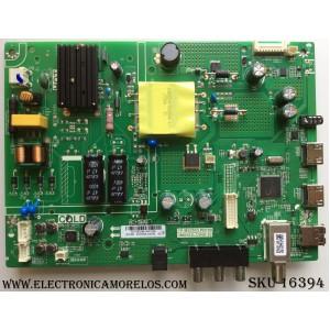 MAIN / FUENTE (COMBO) / TOSHIBA B17083284 / TP.MS3553.PB789 / 3MS553LC5NA.02 / 02-SH253A-C007002 / PANEL LVW320CSDX E26 V7 / MODELO  / 32L310U18