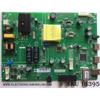 MAIN / FUENTE (COMBO) / TOSHIBA B17007329 / TP.MS3553.PB789 / 3MS553LC5NA.02 / 02-SH453A-C003027 / 32D1630 / PANEL LVW320CSDX E26 V7 / MODELO 32L310U18