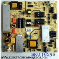 FUENTE DE PODER / RCA ER983-195380-P07 / CQC11001057548 / ER983 / KB-5150 / PANEL LC420DUJ-SGE1 / MODELO J42HE841-SGE1