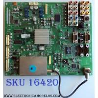 MAIN / LG EBR31360002 / 68709M0734A (19) / PARTE SUSTITUTA EBR31360001 / PANEL PDP50X30010 / MODELO 50PC3D-UE AUSLLMR