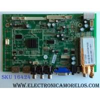 MAIN / WESTINGHOUSE 222-111008001 / MSAV3207-ZC01-01(C) / 303C3207073 / PANEL V236H1-L01 REV.C3 / MODELO TW-66001-C024C