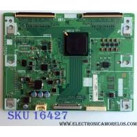 T-CON / SHARP DUNTKF239FM02 / KF239 / XF239WJ / RUNTK4225TP / CPWBX4225TP / MODELO LC-46LE700UN