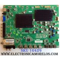 MAIN / VIZIO 3665-0012-0150 / 0171-2272-3544 / 3665-0012-0395 / PANEL T645HW05 V.0 / MODELOS M3D650SV LAUAJOAM / M3D650SV LAEAMEAN