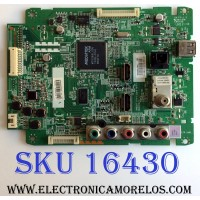 MAIN / PANASONIC 431C6270L03 / 461C6270L03 REV:1D / SPD32T / VTV-L32616 REV:1 / PANEL LC320DXN (SF)(R2) / MODELO TC-L32B6X MXBB
