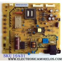 FUENTE DE PODER / PANASONIC PK101V3340I / FSP079-4F01 / 01-PK101V3340I / 3BS0334713GP / TZZ00000844A / PANEL LC320DXN (SF)(R2) / MODELOS TC-L32B6X MXBB / TC-L32B6 / TC-L32B6P / TC-L32XM6 / TC-L32XM6P