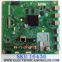 MAIN / LG 63176603 / EBR80913202 / EAX65610206(1.0) / 55SMXL06-0002 / PANEL NC420DUN-VUBP5 / MODELO 42LF5800-UA AUSDLJM