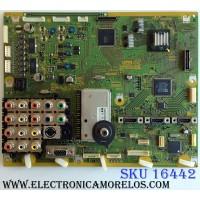 MAIN / PANASONIC TNPH0731S / TNPH0731 / PANEL MC106F16T11 / MODELO TH-42PZ800U