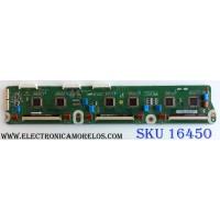BUFFER LOWER / SAMSUNG BN96-22033A / LJ92-01888A / 888A A1 / LJ41-10271A / PANEL S64FH-YD01 / S64FH-YB01 / S64FH-TB01 / MODELOS PN64E550D1FXZA TW02 / PN64E7000FFXZA TW02 / PN64E8000GFXZA TW02