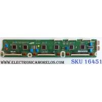 BUFFER UPPER / SAMSUNG BN96-22032A / LJ92-01887A / 887 A1 / LJ41-10270A / PANEL S64FH-YD01 / S64FH-YB01 / S64FH-TB01 / MODELOS PN64E550D1FXZA TW02 / PN64E7000FFXZA TW02 / PN64E8000GFXZA TW02