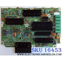 Y-SUS / SAMSUNG BN96-22030A / LJ92-01789B / 889B A1 / LJ41-09453A / PANEL S64FH-YD01 / S64FH-YB01 / S64FH-TB01 / MODELOS PN64E550D1FXZA TW02 / PN64E533D2FXZA / PN64E7000FFXZA / PN64E8000GFXZA TW02
