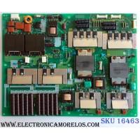 FUENTE DE PODER / MITSUBISHI 938P151-10 / LC0807-4001B / PANEL LTA460HE08 / MODELO LCD-46LF2000 (M)
