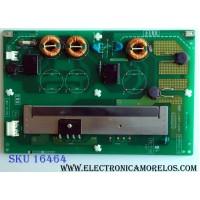 FUENTE FILTRO / MITSUBISHI 938P152-10 / LC0807-4002C / PANEL LTA460HE08 / MODELO LCD-46LF2000 (M)