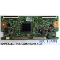 T-CON / VIZIO 6871L-2155C / 6870C-0312B / 2155C / PANEL LC470WUD (SC)(A1) / MODELO E470VA