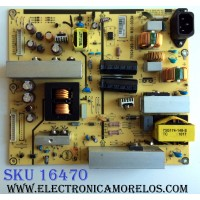 FUENTE DE PODER / VIZIO ADTV92424XBV / (T) 92424XBV / 715G4069-P01-W30-003M / PANEL LC470WUD (SC)(A1) / MODELO E470VA