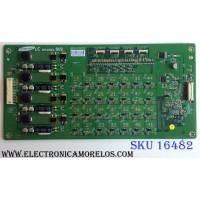 LED DRIVER / SONY 3087A / LJ97-03087A / SSL460EL-S02 / PANEL`S LTW460HQ02 B00 / LTW460HJ01 / MODELOS KDL-46NX810 / KDL-46NX711