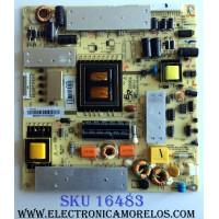 FUENTE DE PODER / RCA RE46ZN1151 / ER954 / REV:1.0 / RE46ZN1151-20130927 / PANEL T500HVN01.0-QYE / MODELO LED50B45RQ