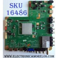 MAIN / SIGMAC 1071101002 / T.RSC7.9D 10331 / PANEL LC4201WUL (SB)(T1) / MODELO LE42AB1