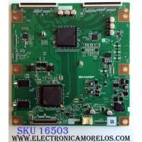 T-CON / SONY RUNTK4353TPZD / CPWBX4353TPZD / PANEL LK400D3LA4T / MODELO KDL-40NX700