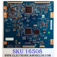 T-CON / SAMSUNG BN96-22427A / 55.65T03.C05 / 5565T03C05 / T550HVN01.6 / 55T02-C06 / PANEL DE650CGA-V1 / MODELOS UN65EH6000FXZC / UN65EH6000FXZP / UN65EH6000FXZX / UN65EH6000FXZA MH01 / UN65EH6050FXZA