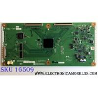 T-CON / SHARP RUNTK4910TPZZ / CPWBX4910TPZZ / KF778 / XF778WJN2 / QKITPF778WJN2 / QPWBXF778WJN2 / PANEL´S LK600D3GW30Z / LK600D3GW30R / MODELOS LC-60LE830U / LC-60LE831U / LC-60LE832U